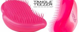Tangle Teezer rose